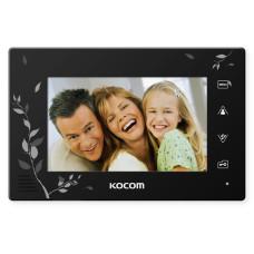 Видеодомофон Kocom KCV-A374 SD LE black