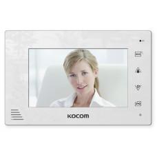 Видеодомофон Kocom KCV-A374 SD white