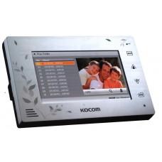 Видеодомофон Kocom KCV-A374 SD LE white