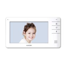 """7"""" видеодомофон Kocom KCV-S701EB white"""