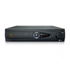 16 канальный гибридный AHD видеорегистратор Partizan ADT-86DR16 FullHD v3.2