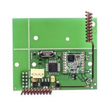 Приемник интерфейсный Ajax uartBridge для беспроводных датчиков