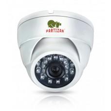 AHD видеокамера Partizan CDM-223S-IR HD v3.1