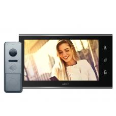 "7"" комплект видеодомофона Arny AVD-7330 WiFi Black/Graphite"