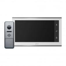 """7"""" комплект видеодомофона Arny AVD-7330 WiFi White/Graphite"""