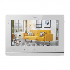 """7"""" видеодомофон Arny AVD-710 2Mpx White"""