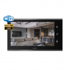 "7"" видеодомофон Arny AVD-730 2Mpx Wi-Fi Black"