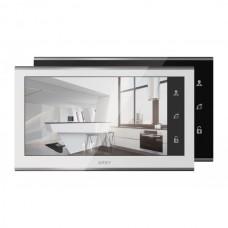 """7"""" видеодомофон Arny AVD-730 2Mpx white/black"""