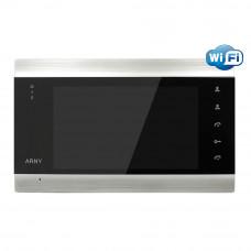 "7"" видеодомофон Arny AVD-720M Wi-Fi Silver"