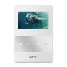 "4,3"" видеодомофон Slinex SQ-04M White"