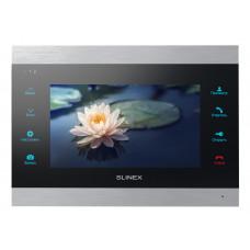 "7"" видеодомофон Slinex SL-07IP Black/Silver"
