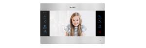 "10"" видеодомофон Slinex SL-10M Silver/Black"