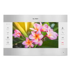 "10"" видеодомофон Slinex SL-10M Silver/White"