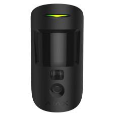 Беспроводной датчик движения с фотокамерой Ajax MotionCam черный