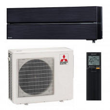 Кондиционер Mitsubishi Electric MSZ-LN25VGB-E1 Premium Inverter Black