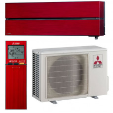 Кондиционер Mitsubishi Electric MSZ-LN25VGR-E1 Premium Inverter Red
