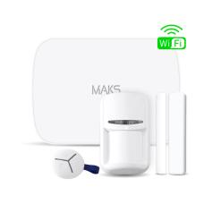 Комплект беспроводной сигнализации MAKS PRO WiFi S белый