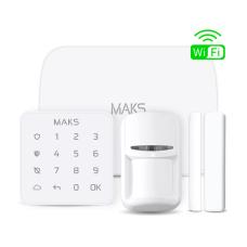 Комплект беспроводной сигнализации MAKS PRO WiFi белый
