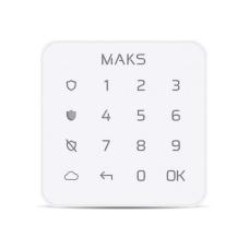 Клавиатура MAKS Keypad mini белая