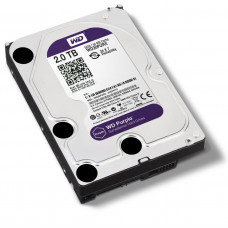 Винчестер 2Tb WD20PURX Western Digital Purple