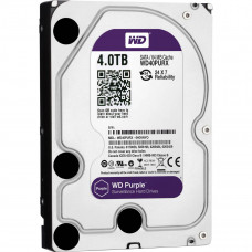 Винчестер 4Tb WD40PURX Western Digital Purple